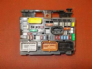 Fiat Scudo Fuse Box Diagram