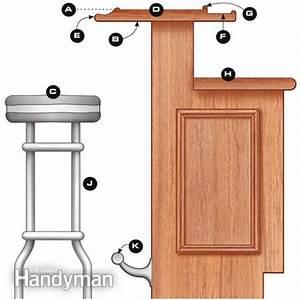 How to Build a Bar The Family Handyman