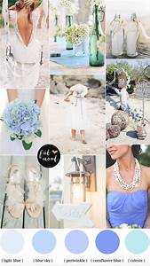 cornflower blue wedding