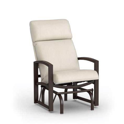 homecrest havenhill cushion single glider 4a41f