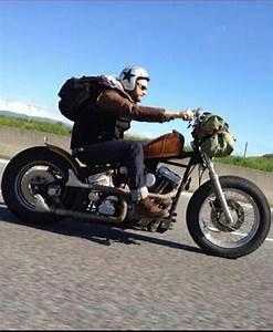 Moto Style Harley : harley davidson knucklehead panhead shovelhead flathead bsa triumph 60s 70s chopper bobber ~ Medecine-chirurgie-esthetiques.com Avis de Voitures
