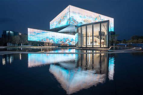 gallery  exhibition center  shimao shenzhen hong kong international center shuishi