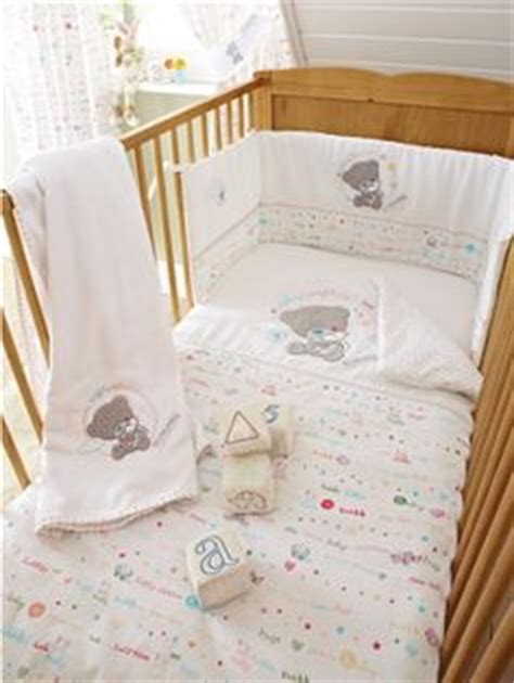 You Are My Baby Bedding by Babakamers On Tatty Teddy Cot Bedding And