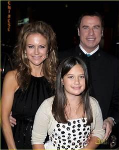John Travolta, Kelly Preston, & Ella: A Family To Heal ...