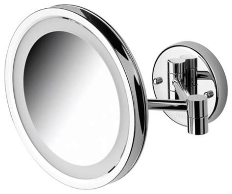 magnifying mirror with light wall mount roselawnlutheran