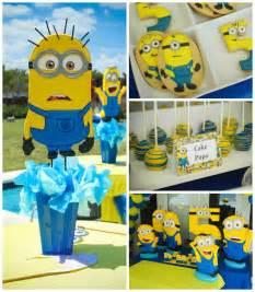 wedding cakes miami kara 39 s ideas despicable me minion themed birthday cake decor ideas