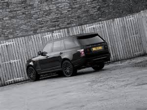 Kahn Design Range Rover 600 Le (2014)  Rear Hd