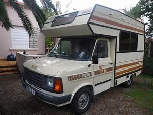 Nord Est Automobiles Ford : troc echange camping car pilote diesel de 1984 sur france ~ Gottalentnigeria.com Avis de Voitures