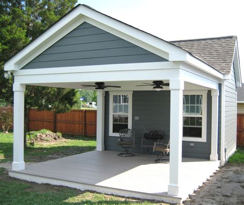 covered porch house plans garage with porch outbuilding with covered porch