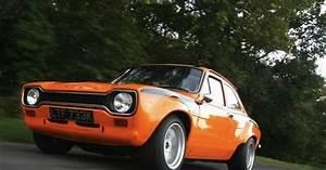ford escort rally car 98