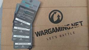 WoT Bonus Codes in August 2020 Wargaming