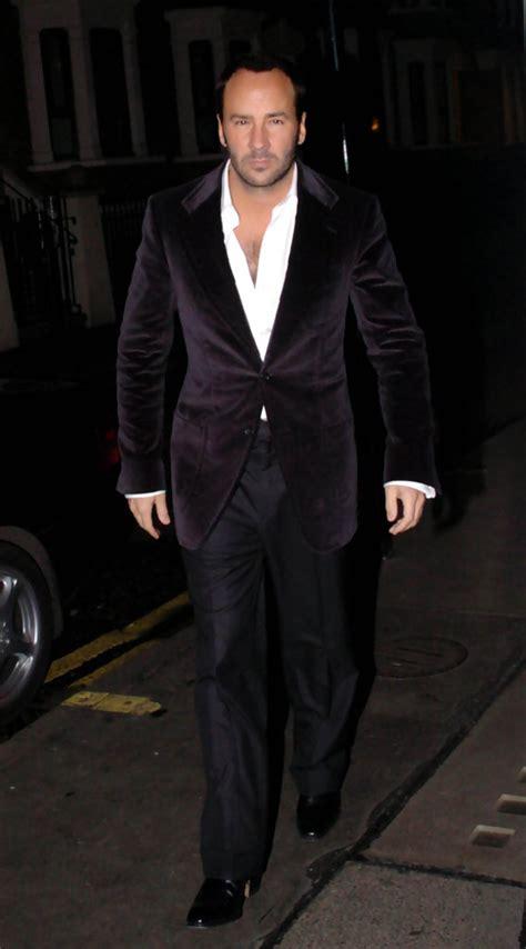 tom ford mens suit tom ford  stylebistro