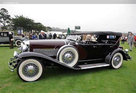 1929 Duesenberg Model J Image. Chassis number 2158