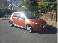 2005 Smart Forfour 15 used car for sale in Kempton Park