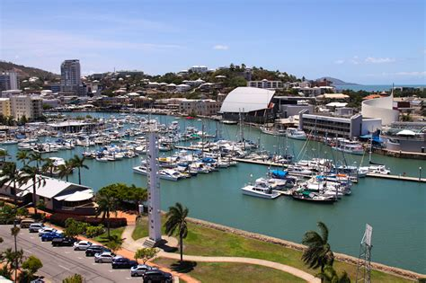 Boat Marinas Queensland by Townsville Yacht Club Marina Marinas Guide