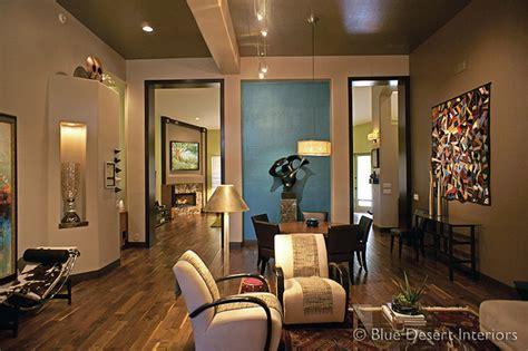 az modern ranch contemporary living room phoenix