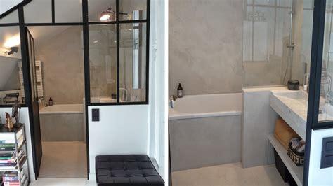 salle de bain dans chambre sous comble chambres combles amenagement combles amnanger comble