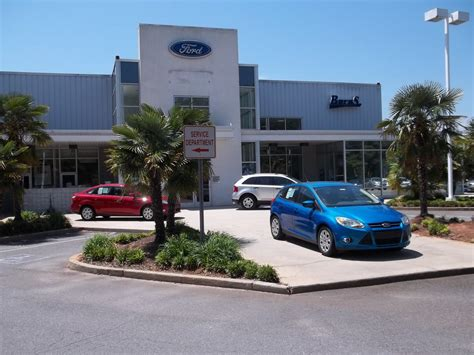 Burns Ford   Car Dealers   2001 Charlotte Hwy 521