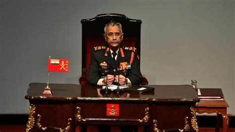 Ladakh Standoff: Indian Army chief in Ladakh to review ...