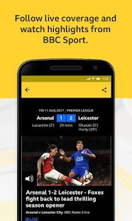 BBC Sport - News & Live Scores - Apps on Google Play