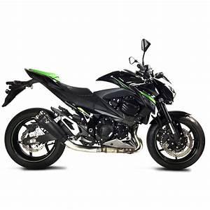 Kawasaki Z800 Prix : ixrace kawasaki z800 e 2013 2016 pot d 39 chappement m9 black wk7662b homologu ce ~ Maxctalentgroup.com Avis de Voitures