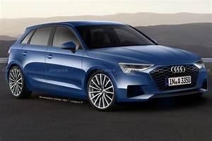 Cote Audi A3 : nouvelle audi a3 sportback 2019 premi res infos l 39 argus ~ Medecine-chirurgie-esthetiques.com Avis de Voitures