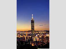 Taipei 101 4K HD Desktop Wallpaper for 4K Ultra HD TV