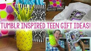 DIY Teen Gift Ideas | TUMBLR INSPIRED - A Little Craft In ...