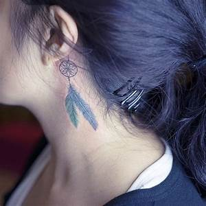 Ear Tattoos Ideas - Behind the Ear Tattoos for Guys and Girls