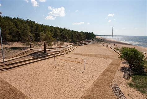 Saulkrastu pērle - Baltā kāpa un vides dizaina parks ...
