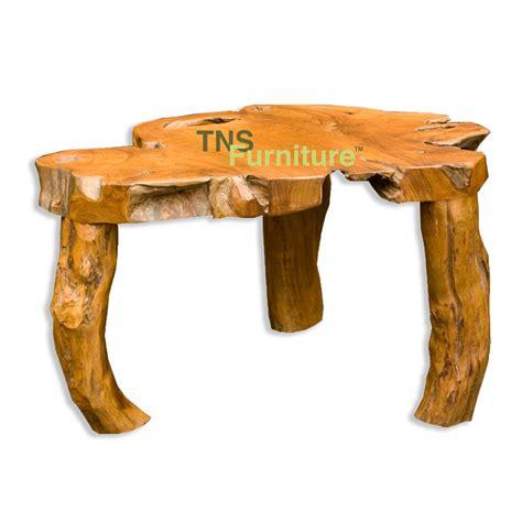 teak root coffee table tns furniture teak root coffee table