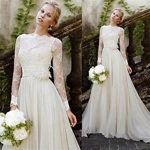 long sleeve lace wedding dresses elegant elegant long With elegant long sleeve wedding dresses