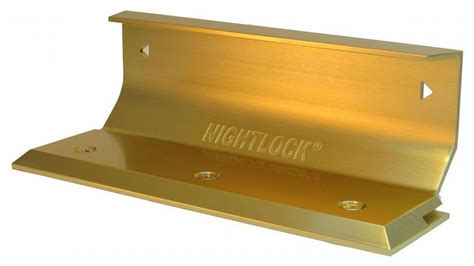 nightlock door barricade blemished new door barricade nightlock security lock