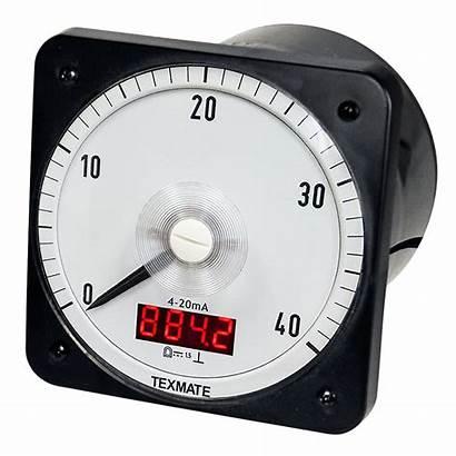 Switchboard Meter Analog Digital Meters Display Dv
