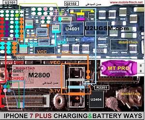 Iphone 7 Plus Charging Solution Jumper Problem Ways