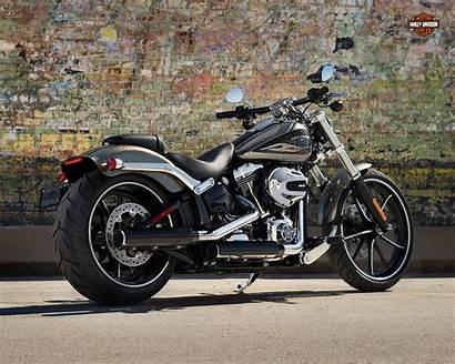 Harley Davidson Softail Breakout Wallpapers Wallpapersafari Custom