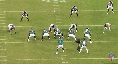 Offensive Line Running Cyber Left Extra Field