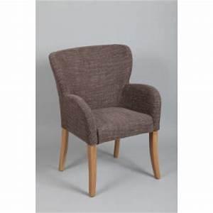 Chaise Enfant Avec Accoudoir : fauteuil gris avec accoudoirs mata ~ Teatrodelosmanantiales.com Idées de Décoration
