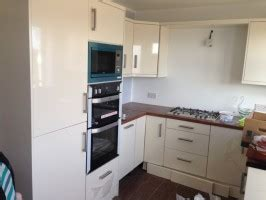 Kitchen Insurance Claim by Chip Pan Causes Extensive And Smoke Damage To A