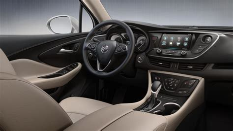 buick envision interior colors gm authority