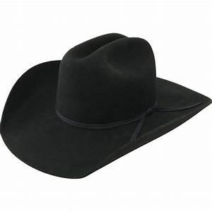 Shop Youth Resistol Crossroads Jr Black Felt Cowboy Hat