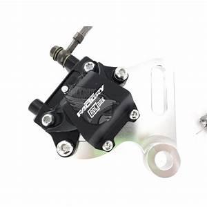 Kit Frein Arriere : kit frein arriere radial double piston ycf pour pit bike ~ Melissatoandfro.com Idées de Décoration