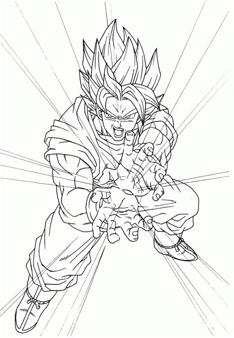 a z coloring pages goku saiyan god coloring pages az coloring pages