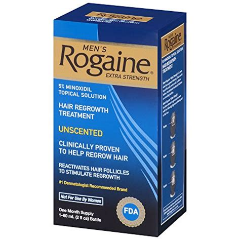Rogaine Hair Regrowth Product
