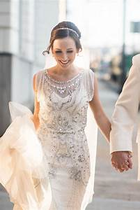 25 gatsby glam wedding dresses southbound bride With great gatsby themed wedding dress