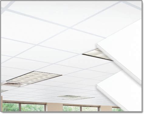 Certainteed Ceiling Tile Maintenance by Ceiling Grid Nci