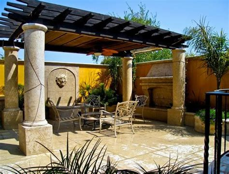 pergola pillars pergola and patio cover pleasanton ca photo gallery landscaping network