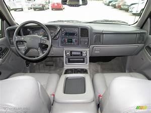 2004 Chevrolet Suburban 1500 Ls Gray  Dark Charcoal