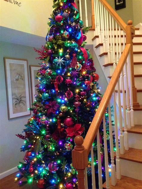 Kohls Christmas Tree Decorations by Christmas Tree Jewel Decorations Holliday Decorations