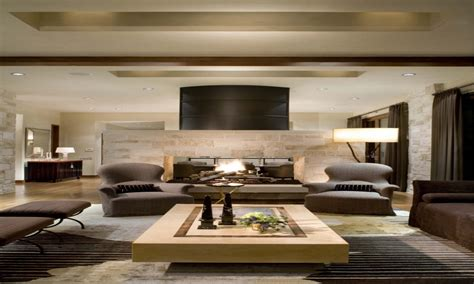 interior design livingroom living room with brown sofa rich modern living room cozy